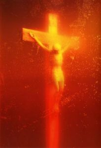 Piss Christ - Andress Serrano 1987